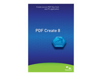 PDF Create - (version 8 ) - box pack - 1 utilisateur - CD - Win - français M009F-W00-8.0